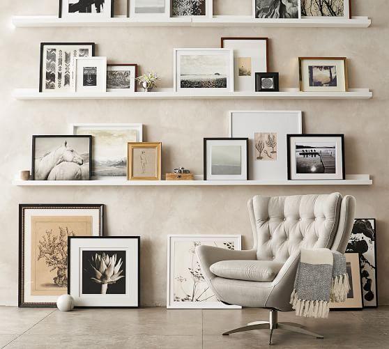 framefox frame photo online stacked frames interior design decor