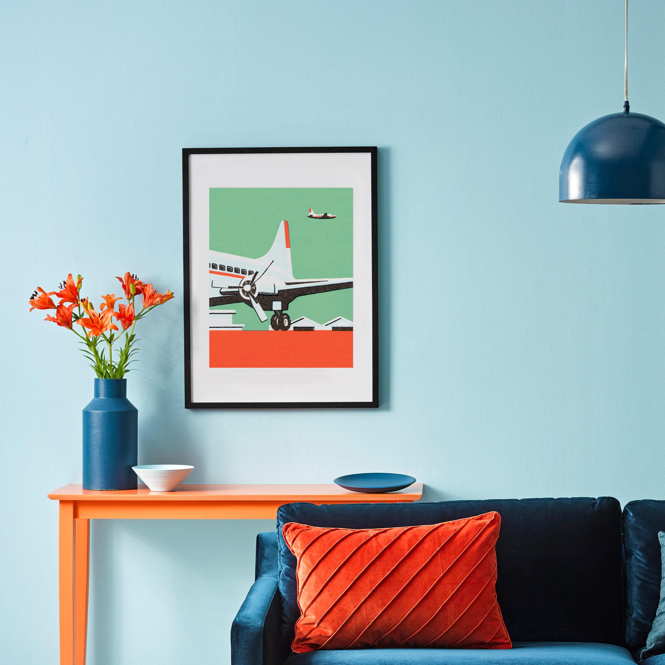 print frame trends
