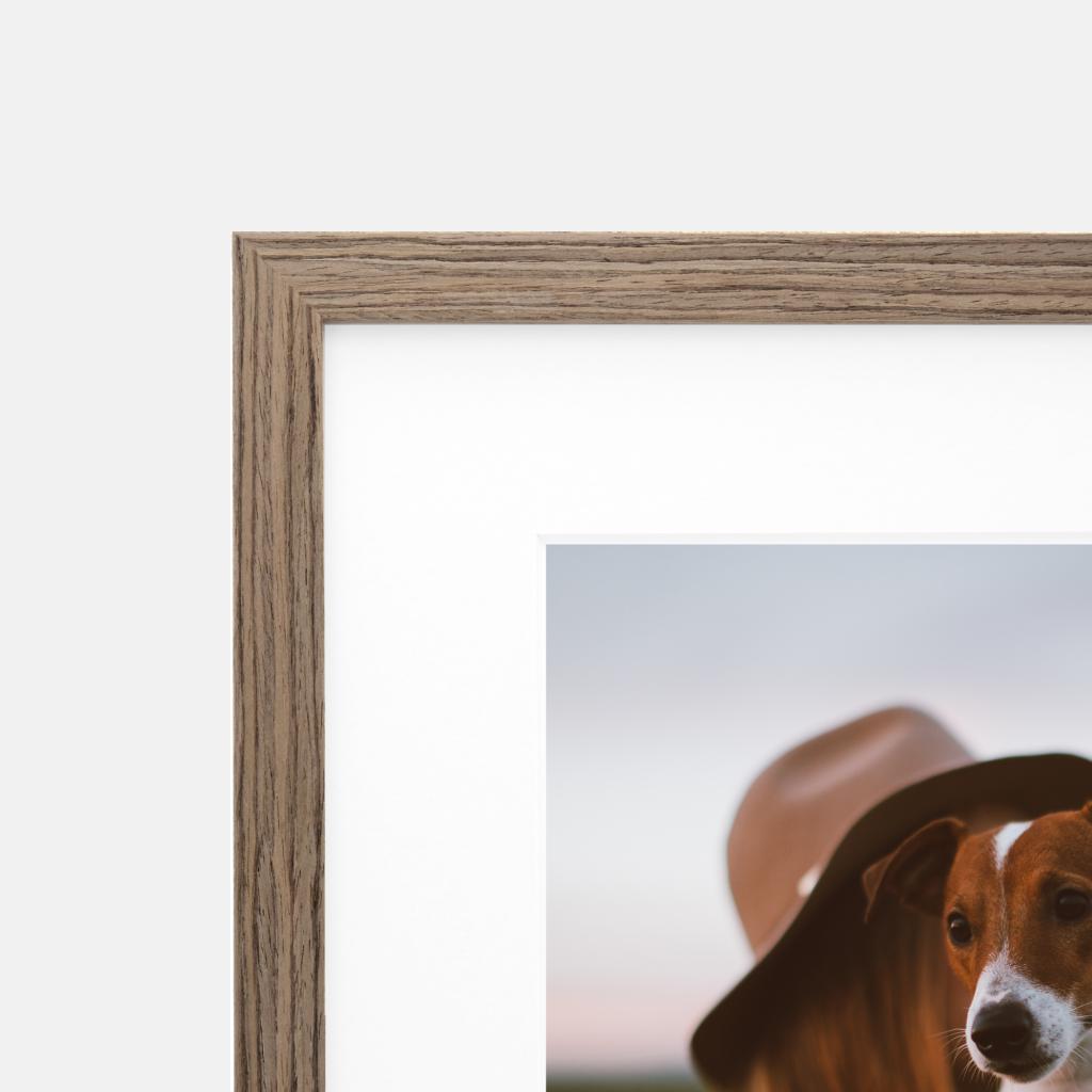 raw timber wood frame Hazel