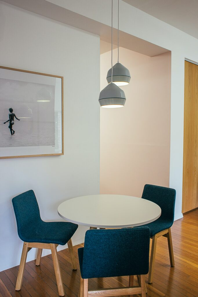 Large Frame Home Styling